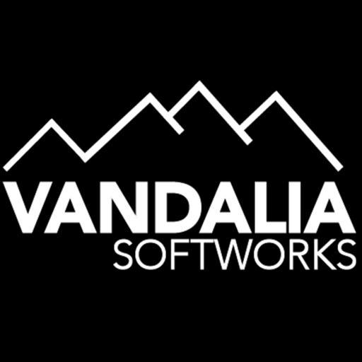 Vandalia Softworks logo.